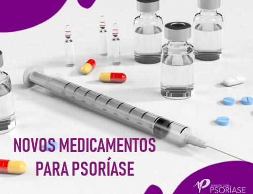 NOVIDADES EM MEDICAMENTOS PARA PSORÍASE