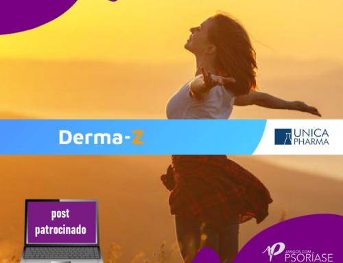 DERMA-Z – tratamento inovador para psoríase e dermatite!