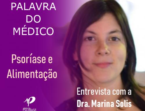 PALAVRA DO MÉDICO – DRA. MARINA SOLIS