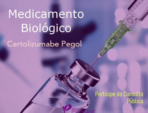 CERTOLIZUMABE PEGOL – BIOLÓGICO ESTÁ NO SUS!